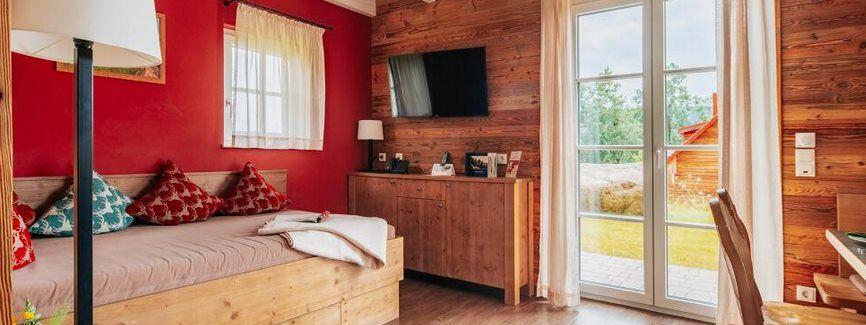 2 ÜN im Harz in 75m² Premium Lodge inkl. Frühstück, Dinner & EIGENER Sauna ab 135,15€ p.P.