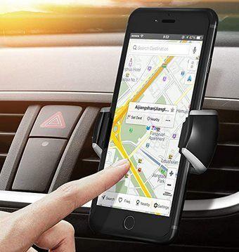 Mbpow 360° Kfz Handyhalterung für 4,99€   Prime