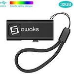 SAWAKE 128GB USB 3.0 Stick inkl. Band für 13,15€ – Prime