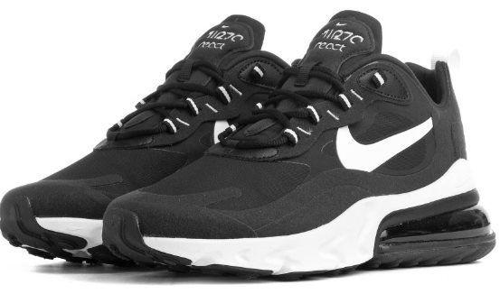 Nike Air Max 270 React in Schwarz für 89,90€ (statt 115€)