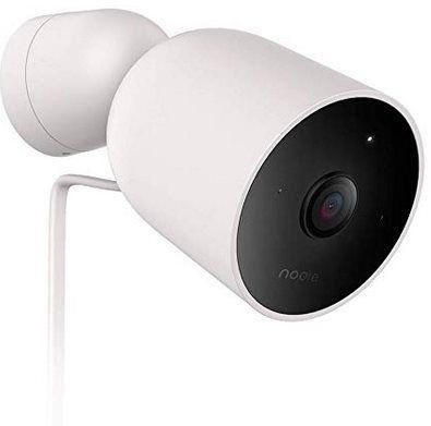 Nooie IPC200 WLAN 1080p Außenkamera mit Bewegungserkennung für 32,99€ (statt 60€)