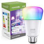 12W WLAN LED RGB Glühbirne mit Alexa Echo & Google Home-Support für 14,99€ (statt 30€)