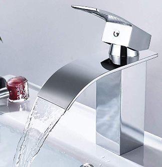 Dalmo DBWF01FA Waschtischarmatur inkl. Montagematerial für 25,19€ (statt 36€)