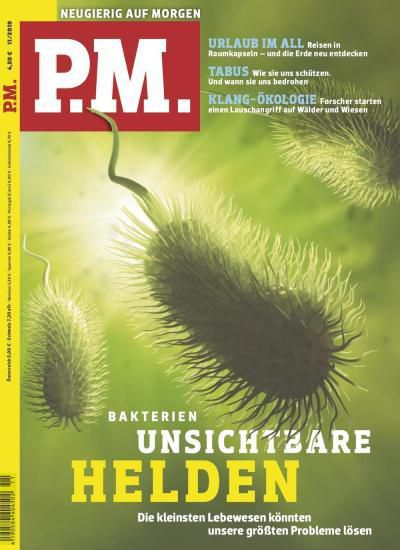 1 Jahr P.M. Magazin Wissenschafts Zeitschrift für 58,50€ + 25€ Amazon Gutschein