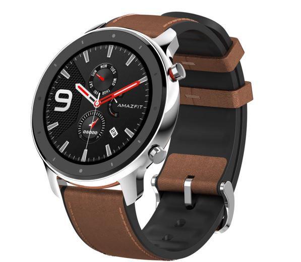 Media Markt Smartwatches und Tracker Nacht: z.B. AMAZFIT GTR für 119€ (statt 139€)