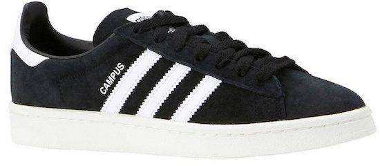adidas Campus Herren Sneaker in Schwarz oder Grau für je 45,90€ (statt 57€)