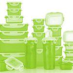 Vorbei! 24er Set Lock & Lock Frischhaltedosen für 19,98€ – Neukunden