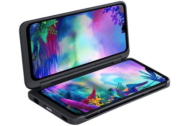 🔥LG G8X Thinq (DualScreen) & LG X für 29€ mit Telekom Allnet Flat mit 8GB LTE für 31,99€ mtl.   effektiv fetter Gewinn