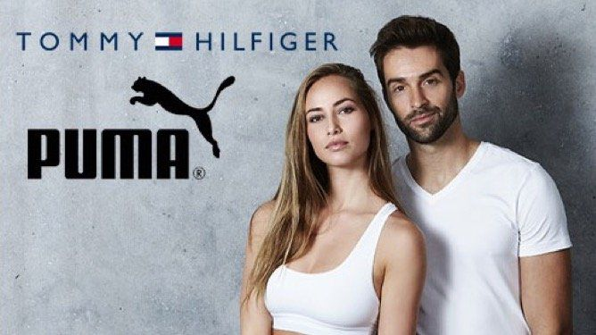 15% Rabatt auf Artikel von Puma und Tommy Hilfiger   bei Mybodywear