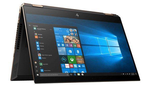 HP Spectre x360 15 FullHD 2in1 Convertible (16GB/512GB SSD/Core i7/MX150) für 1.399€ (statt 1.695€)