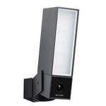 Online ausverkauft! Netatmo Presence Outdoor-Sicherheitskamera mit Flutlicht für 229€ (statt 272€)