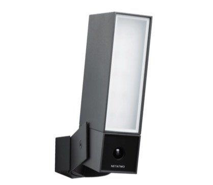 Netatmo Presence Outdoor Sicherheitskamera mit Flutlicht für 202,79€ (statt 240€)
