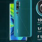 Early Bird: Xiaomi Mi Note 10 Smartphone mit 108 MP (!) exklusiv bei Gearbest ab 6. November