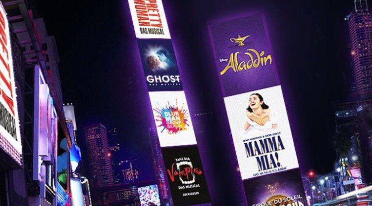 Stage Musical Tickets bei Veepee   z.B. Mamma Mia Premium in Berlin ab 64€ (statt bis zu 110€)