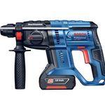 Bosch GBH 180-LI Akku-Bohrhammer mit 2x 4 Ah und Koffer für 234,24€ (statt 290€)