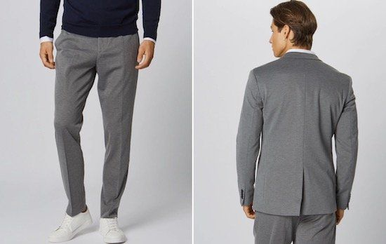 Jack & Jones Jprsteven Suit Herren Anzug für 92,65€ (statt 109€)