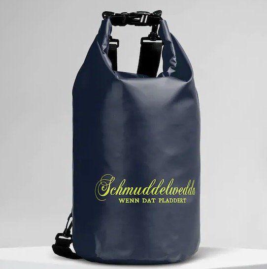 Schmuddelwedda Tasche (wasserabweisend) in Navy für 27,89€ (statt 43€)
