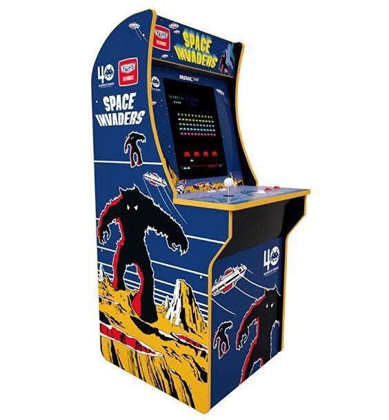 Sambro Spielautomat Arcade 1 Up mit klassischen Videospielen für 315€ (statt 516€)