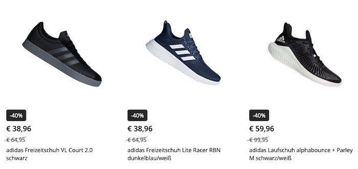 adidas Sneaker Sale bei Geomix   z.B. Adidas Run 90s für 53,96€ (statt 77€)