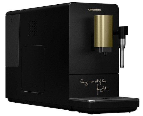 Grundig KVA 4830 MBC Kaffeevollautomat als Massimo Bottura Collection für 336,49€(statt 405€)