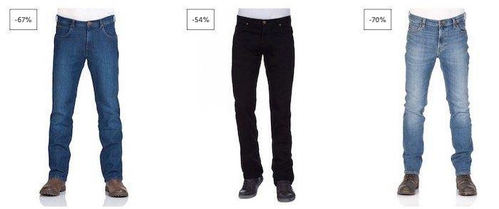 Jeans Direct Restposten + 30% Gutschein   z.B. Mustang Sweatshirt für 9,90€ oder Wrangler Jeans für 20,99€