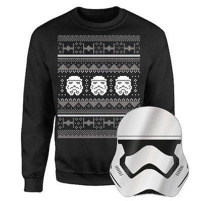 Star Wars Stormtrooper Weihnachtspullover + Spiegel für 24,30€ (statt 43€)
