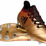 adidas X 17.1 SG Leder Herren Profi Fußballschuhe für 55,55€ (statt 68€)