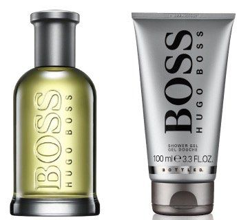 Hugo Boss Bottled Eau de Toilette 100 ml + Duschgel 100 ml für 37,36€ (statt 42€)
