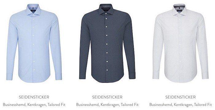 15% Extra Rabatt (MBW 75€) auf Seidensticker   Hemden unter 30€ möglich