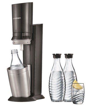 🔥MediaMarkt Singles Day mit vielen richtig guten Deals   z.B. Sodastream Crystal 2.0 Titan mit 3 Glaskaraffen ab 85,89€ (statt 130€)