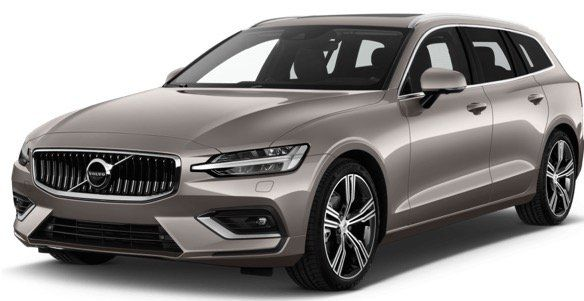 Volvo V60 T4 Geartronic Inscription mit 190PS inkl. ServicePack im Gewerbeleasing ab 168€ netto mtl.   LF 0,397