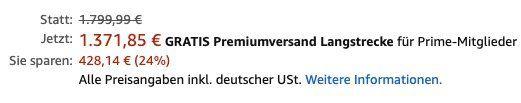 Ausverkauft! Medion X17803   17,3 Zoll FHD Gaming Notebook mit 144 Hz + RTX 2060 für 1.371,85€ (statt 1.663€)