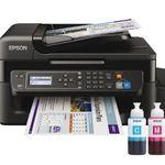 Epson EcoTank ET-4500 Tintenstrahl-Multifunktionsdrucker inkl. Unlimited Printing für 189€(statt 261€)