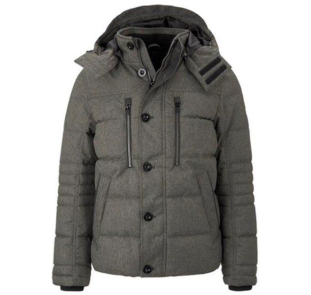 Tom Tailor Puffer Padded Herrenjacke für 47,40€