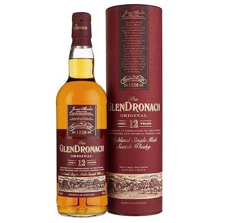 Glendronach 12 Jahre Scotch Whisky 43% (0,7 Liter) für 25€ (statt 37€)   PayDirekt nötig