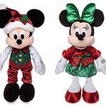 Micky und Minnie – Kuschelpuppen-Bundle für nur 19,10€