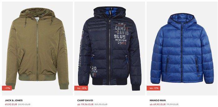Endet heute: 🔥 Winterjacken Sale bei About You + 20% Gutschein (ab 75€)   z.B. Alpha Parka für 119€(statt 149€)