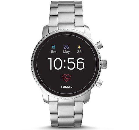 Fossil Q Explorist HR FTW4011 Smartwatch für 140,15€ (statt 179€)