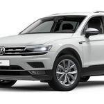 Vorbei! VW Tiguan Allspace 7-Sitzer mit 150PS + Ganzjahresreifen im Leasing für 284€mtl. brutto – LF: 0.74