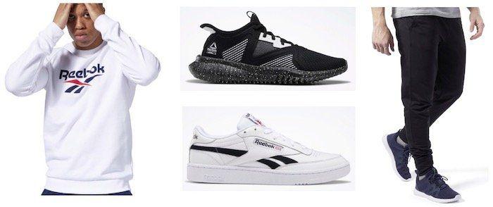 Reebok mit 40% Rabatt im Cyber Wochenende Presale   z.B. Club C Revenge Sneaker nur 47,97€ (statt 69€)