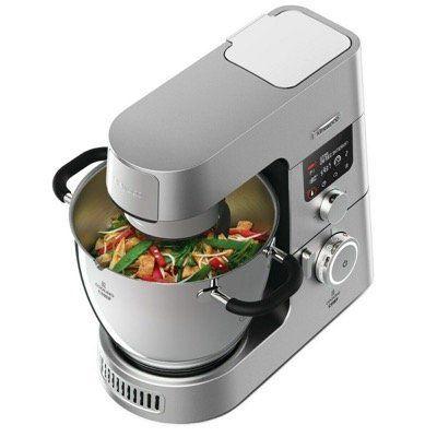 Kenwood KCC9061S Cooking Chef Gourmet Küchenmaschine inkl. Zubehör für 800,45€ (statt 999€)