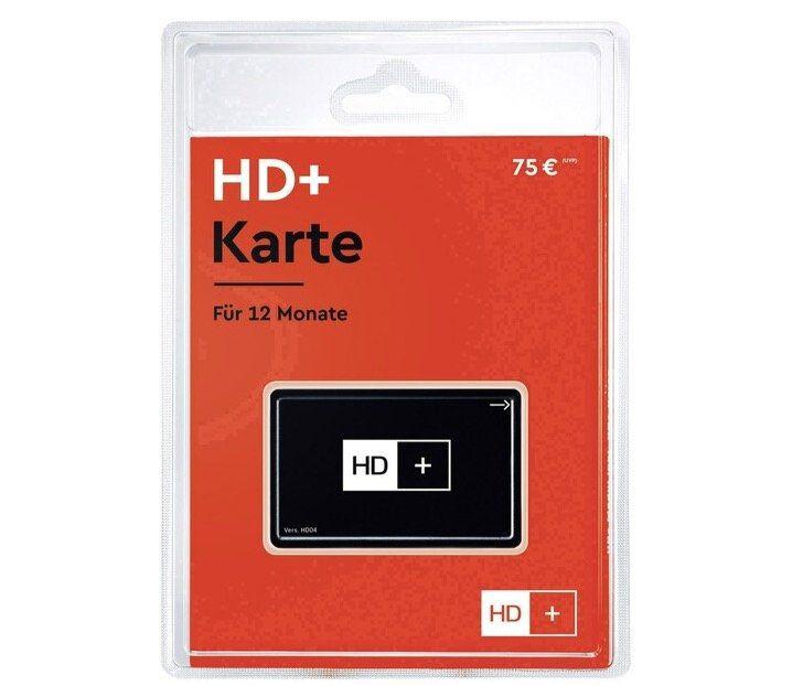 Abgelaufen! HD+ Karte 12 Monate SAT für 58,65€ (statt 69€)