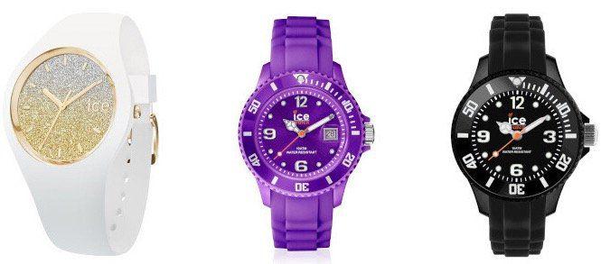 Ice Watch Damen  und Herrenuhren zu Bestpreisen   z.B. Ice Watch Ice Lo S für 49,99€ (statt 80€)