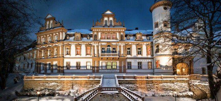 2ÜN im 4* Schlosshotel Schkopau inkl. Frühstück, 4 Gang Dinner, Sauna & Wellness ab 119€ p.P.