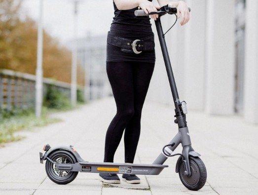 Doc Green E Scooter mit Straßenzulassung für 299€