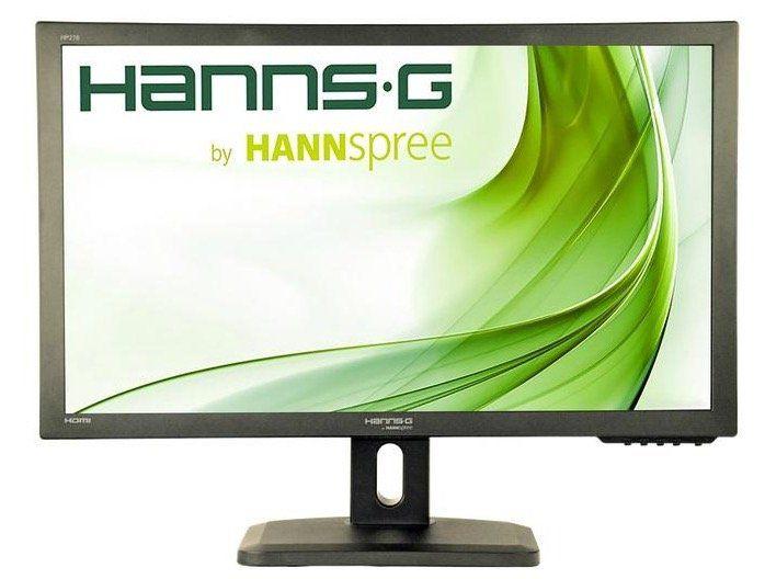HANNspree HP278UJB   27 Zoll Full HD Monitor mit Pivot Funktion für 129,90€ (statt 160€)