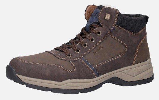 Ausverkauft! Rieker Outdoor Stiefel mit Lammfell Futter für 49,49€ (statt 59€) – wenig Größen