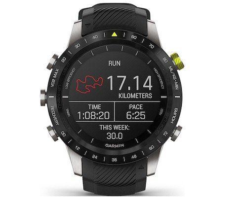 Garmin Marq Athlete Smartwatch mit Titangehäuse für 1.275€(statt 1.500€)