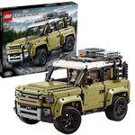 Lego 42110 Land Rover Defender ab 124,48€ (statt 149€)