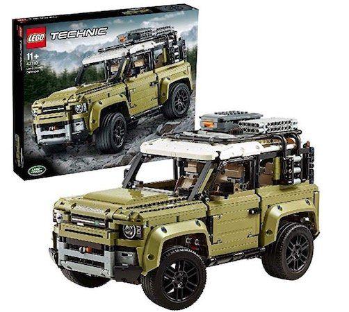 Lego 42110 Land Rover Defender für 101,88€ (statt 137€)
